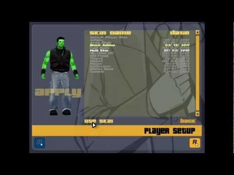 How to download and put iron man skin in gta 3 pc youtube.