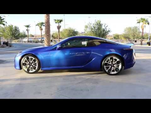 Bell Lexus North Scottsdale Black Panther LC 500