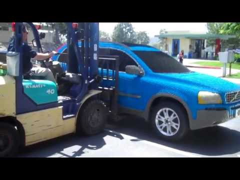 Lego Car Prank Legoland California Staff Pranks General Manager