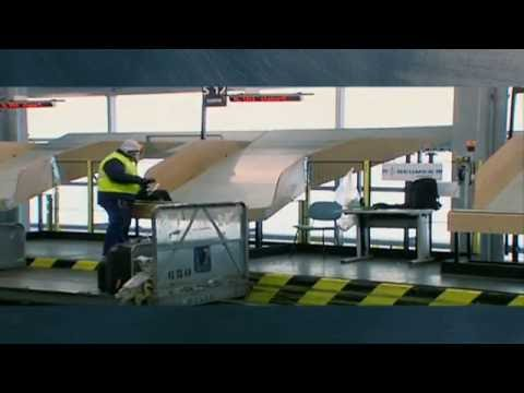 BEUMER autover® at Toulouse/Blagnac Airport