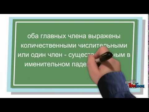 Видео Презентация тире между подлежащим