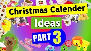 Pomysły na kalendarz adwentowy dla chłopaka   drobne prezenty na święta i adwent