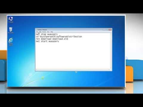 Windows® 7 Update error 80246002