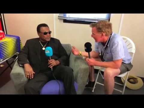 In Convrsation with George Benson at Love Supreme 2017