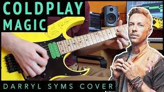 Baixar Coldplay VS Darryl Syms - MAGIC (Guitar Instrumental Cover)