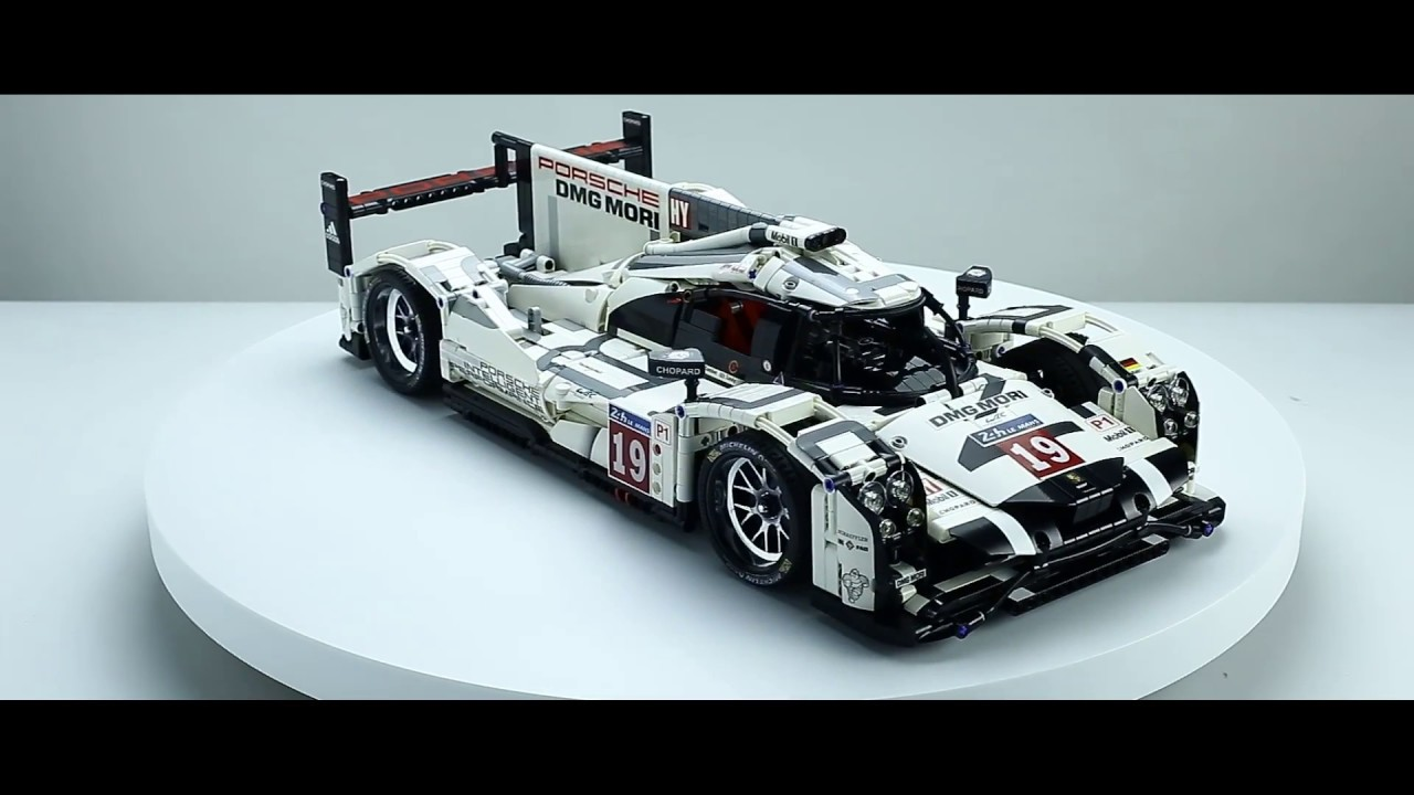 lego technic porsche 919hy le mans 2015 v youtube. Black Bedroom Furniture Sets. Home Design Ideas