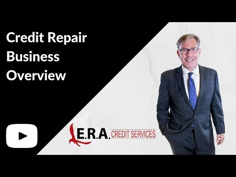 Credit Repair Business Overview