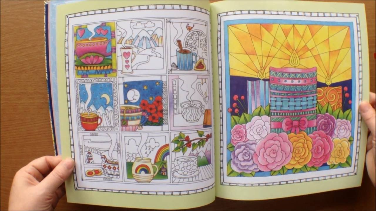 Colour Me To Sleep by Lacy Mucklow and Angela Porter Colouring Book ...