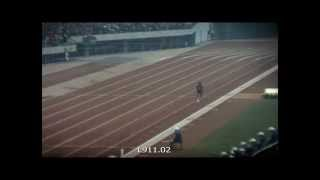 Abebe Bikila Marathon Olympic Games Tokyo 1964 Amateur Footage アベベ・ビキラ マラソン (曖昧さ回避) 東京オリンピック