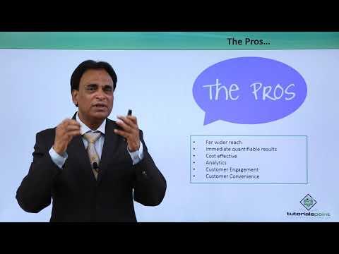 Online Marketing – Impact, Pros & Cons