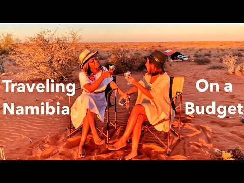How To Travel Namibia On A Budget | 10k Giveaway | Travel Africa