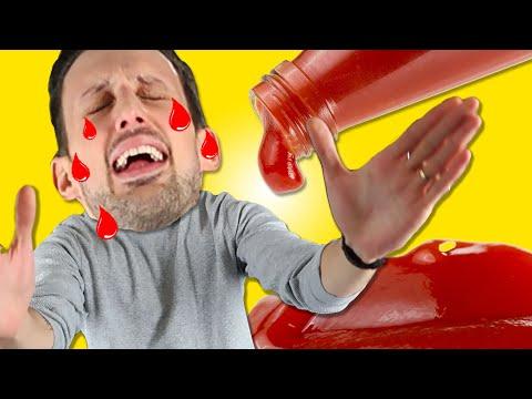 Ketchup Is Tearing Us Apart