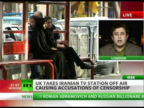 UK bans Press TV: 'Iran getting closer to total isolation'