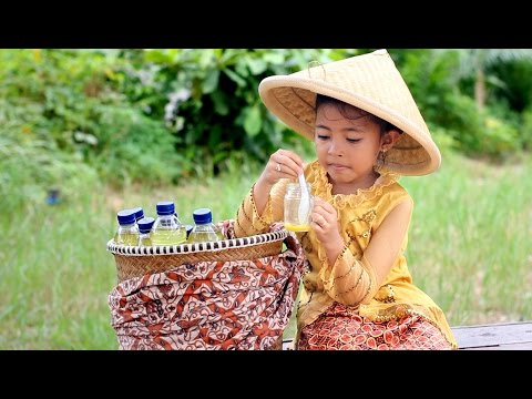what if little princess shinta jadi tukang jamu - parody video