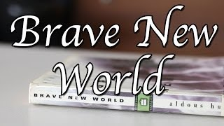 Brave New World by Aldous Huxley (Book Summary and Review) - Minute Book Report