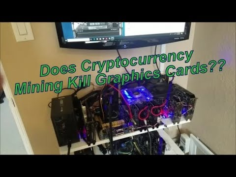 Does Cryptocurrency Mining Kill Graphics Cards?