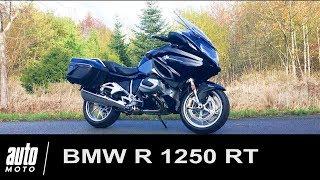 BMW R 1250 RT Essai de la luxueuse routière Auto-Moto.com