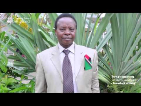 Elder Dr. Sammy Tumuti Memorial Service