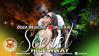 Doza Medicine x Jinja Kai - Secret Hideaway - June 2019