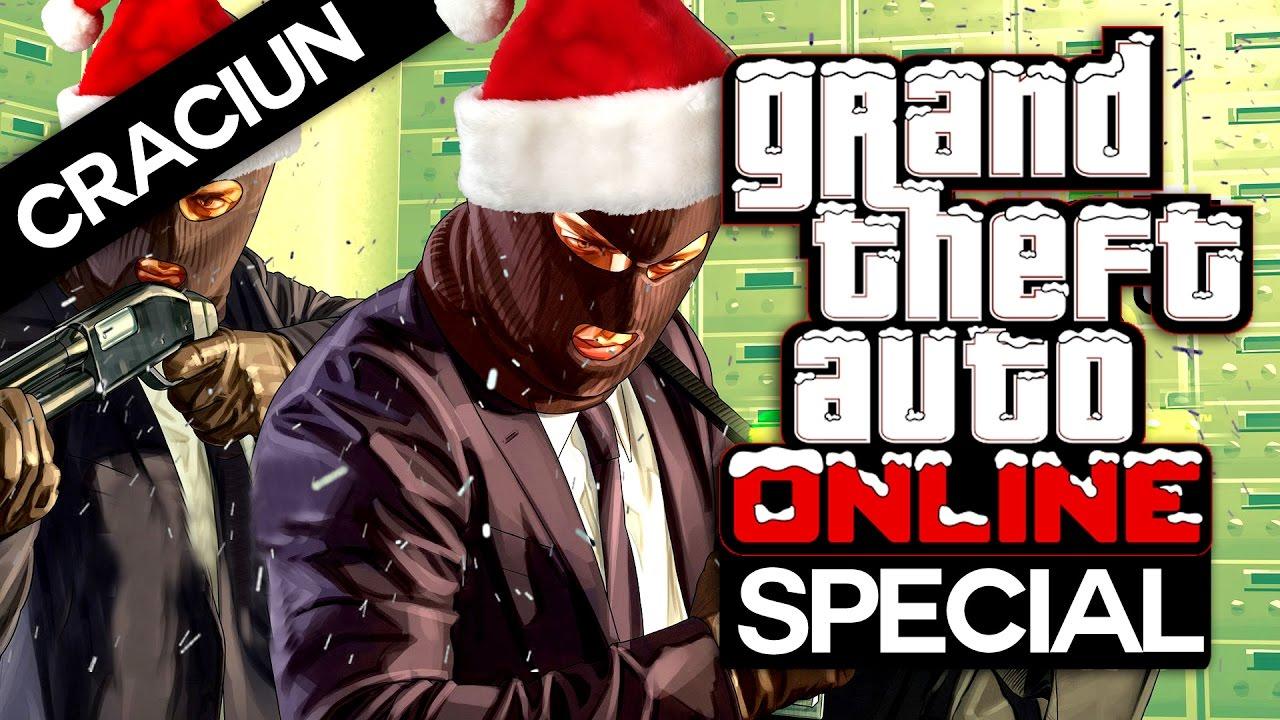 Craciun fericit tuturor | GTA Online (EPISOD SPECIAL)