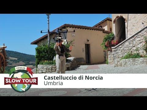 Around the small town of Castelluccio di Norcia | Italia Slow Tour |