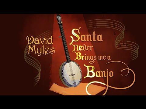 David Myles - Santa Never Brings Me A Banjo - Official Video