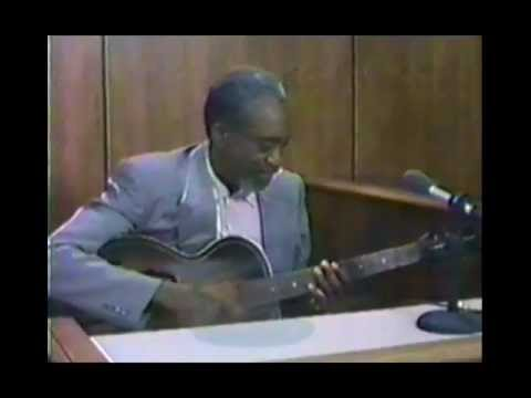 The Worm and the Apple Blues  Performed by Bill Cobbs