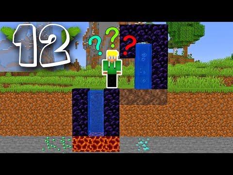 DRUKNER FESTABEN PRANK!? Minecraft Prank Wars #12