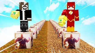 LOS NUEVOS LUCKY BLOCKS de THANOS en MINECRAFT🤣💥 - MINECRAFT LUCKY BLOCKS