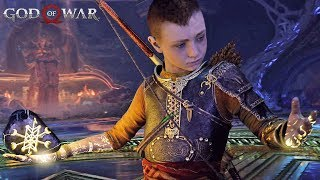 God of War 4 #28: O Enigma do Ragnarök e a Runa Negra