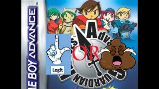 LEGIT OR SH*T: Advance Guardian Heroes For GBA