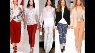 видео Широкие брюки женские 2018 (82 фото): с чем носить, для женщин с широкими бедрами, с высокой талией
