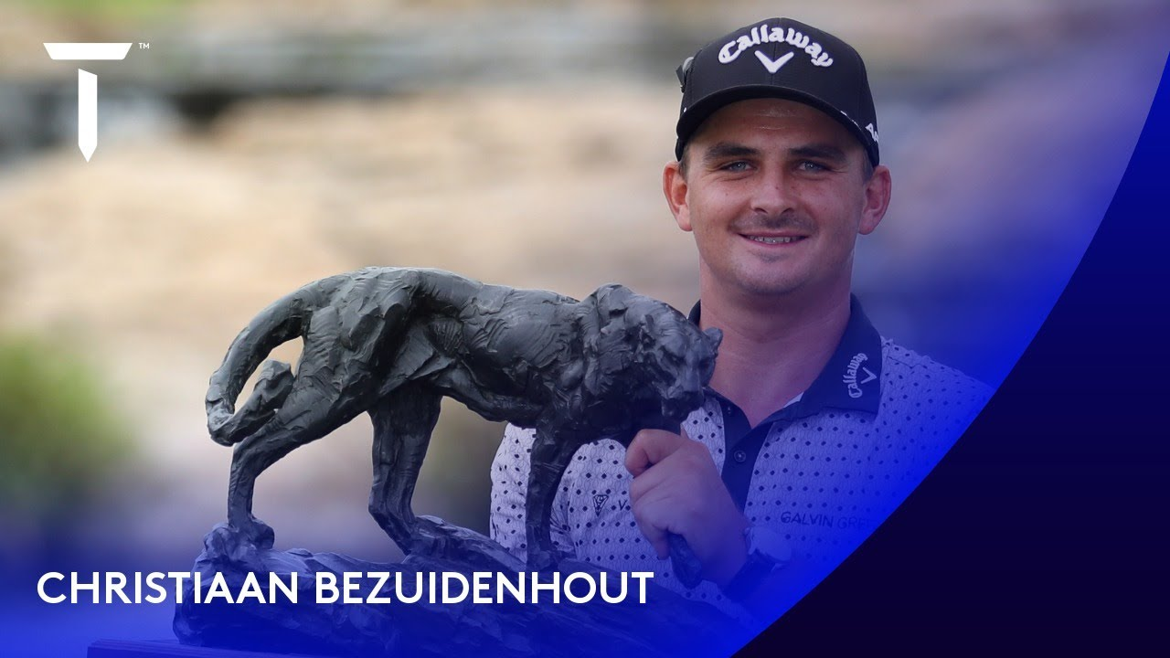Christiaan Bezuidenhout wins the Alfred Dunhill Championship 2020 | Round 4 Highlights