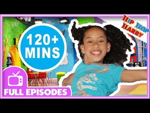 """Hip Hop Harry 6 Full Episodes including """"Words Have Power"""" 
