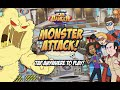 The Adventures of Kid Danger: Monster Attack! - Attack of the Popcorn Monster (Nickelodeon Gameplay)