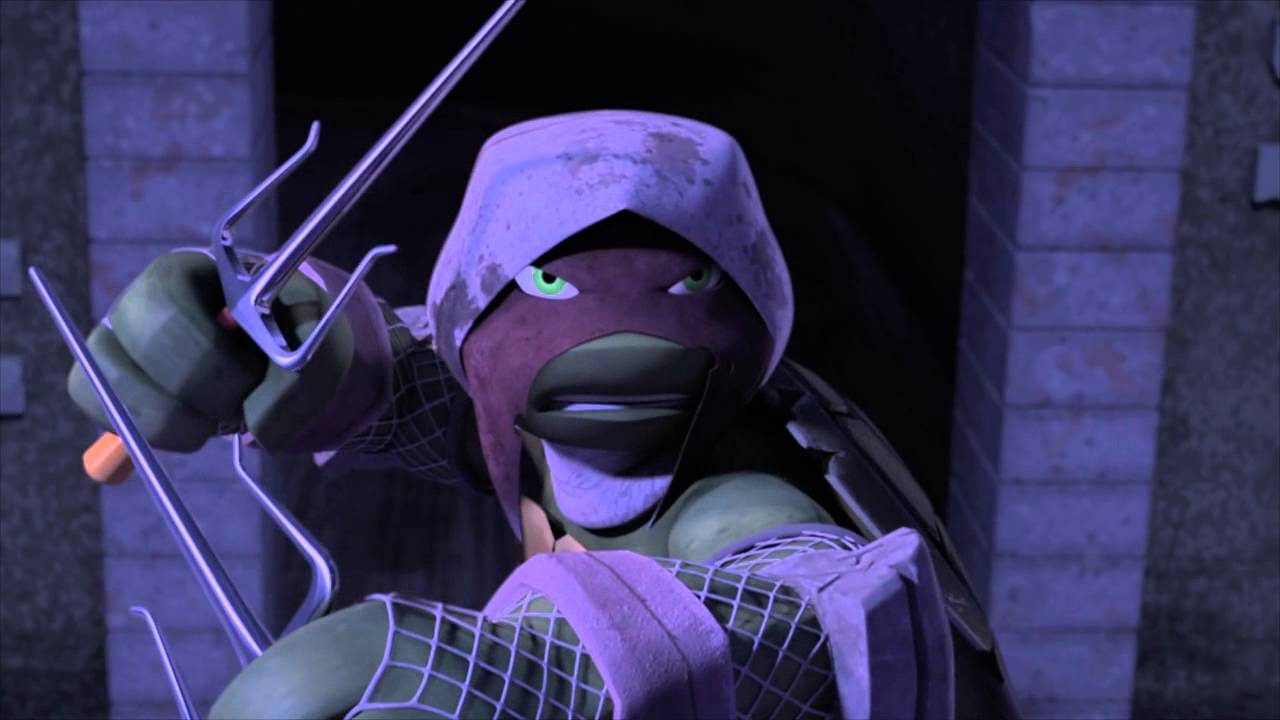 SDCC TMNT Clip: Dinosaurs Seen in Sewers! | Doovi