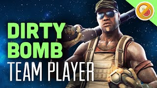 Team Player - Dirty Bomb Gameplay & Case Openings (Funny Moments)