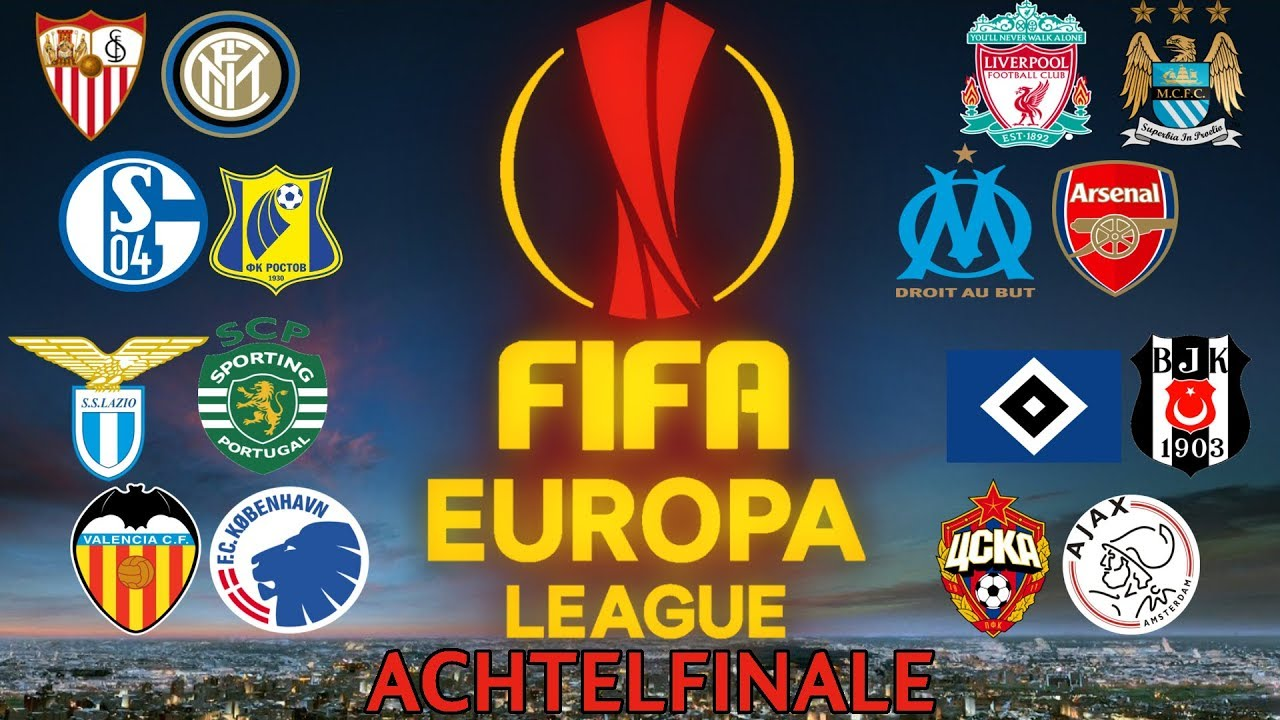 Achtelfinale Europa League