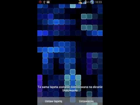 Luminous Dots - Live Wallpaper SGS III - Http://supportsamsung.pl/