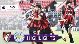 Überraschender Sieg gegen Vaŗdy & Co. | Bournęmouth - Lęicęstęr Cİty 4:1 | Highlights