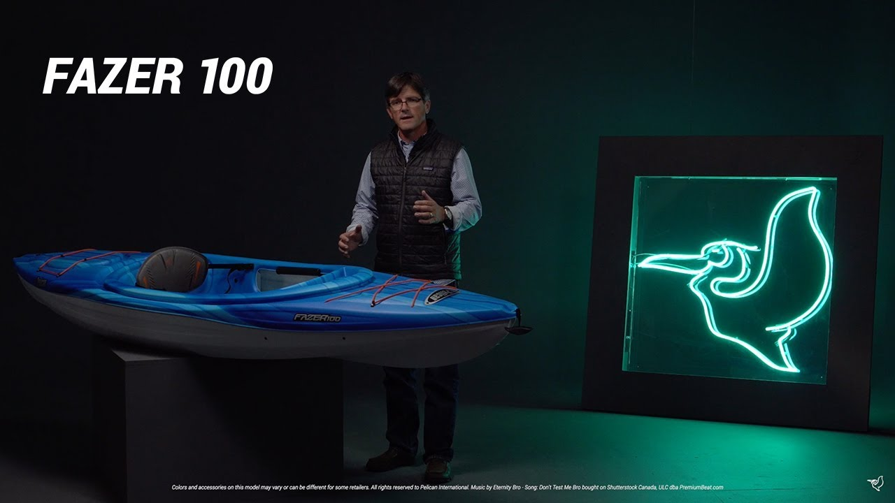 Pelican Fazer 100 2019