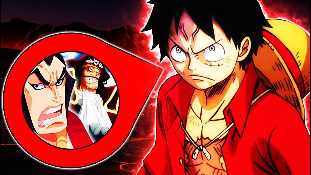 DARUM hat KAIDO immer mehr ANGST vor RUFFY! 😱 [One Piece Theorie]