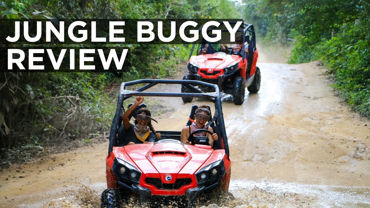 My HONEST Review of The Jungle Buggy Tour | Playa del Carmen