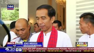 Jokowi Bantah Gunakan Klenik
