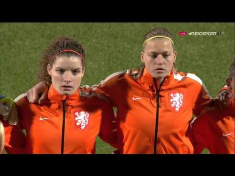 Olympic qualifiers. UEFA. Women. Switzerland - Netherlands (02/03/2016)