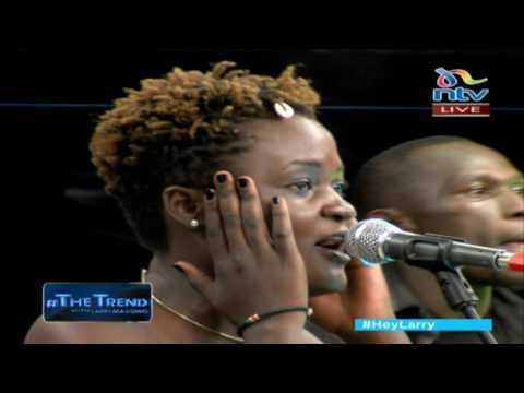 Tunedem band mashup performance on #theTrend