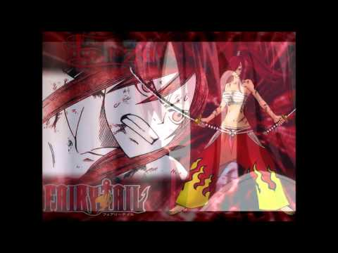 Erza Scarlet Tribute [My time of dying]