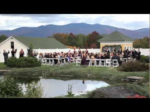 Mountain View Grand Wedding Video - NH Wedding Film by Meg Simone