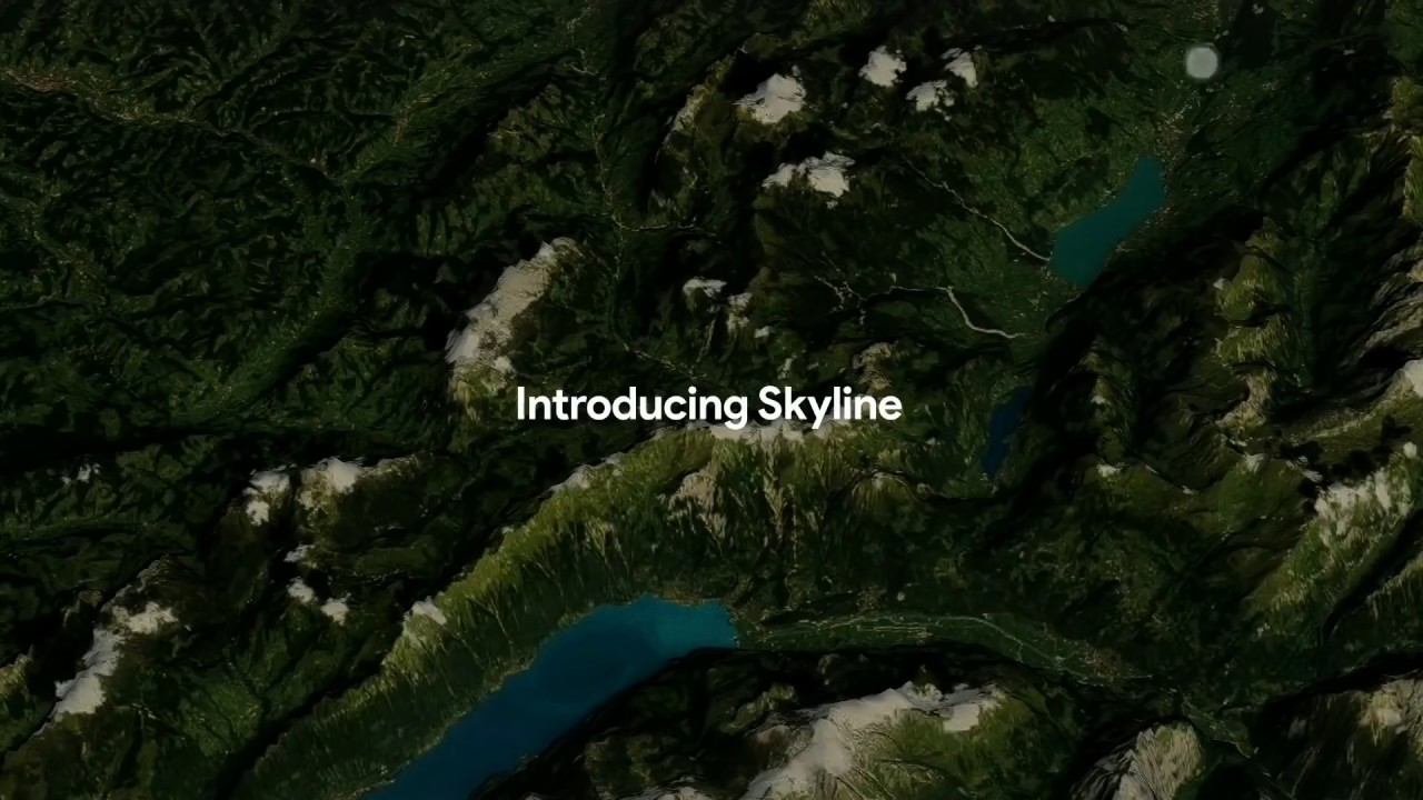 skyline live wallpaper