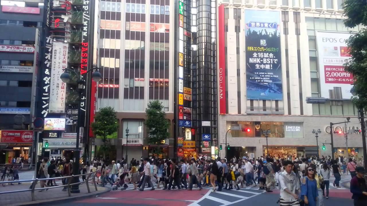 JapanForever In diretta dal Giappone - Shibuya FULL HD
